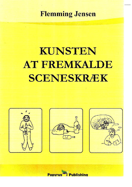 Kunsten at fremkalde sceneskræk - e-bog fra N/A på bog & mystik