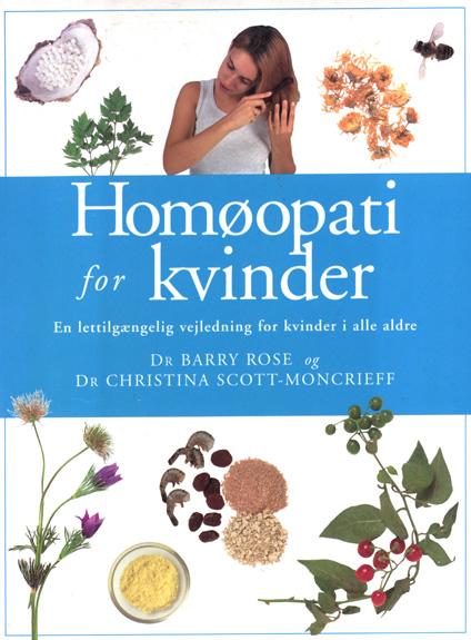 Homøopati for kvinder - e-bog fra N/A fra bog & mystik