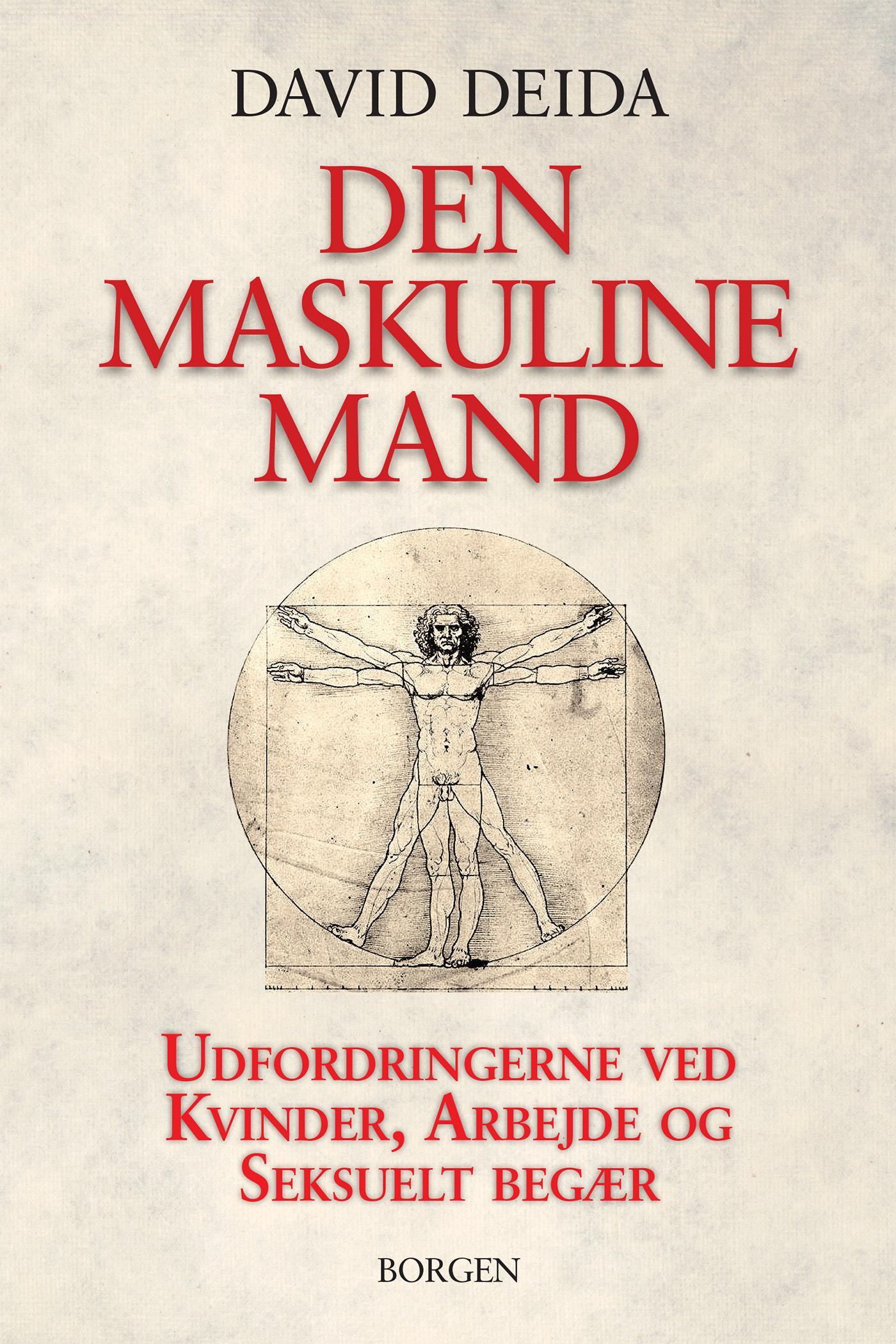 N/A Den maskuline mand - e-bog på bog & mystik