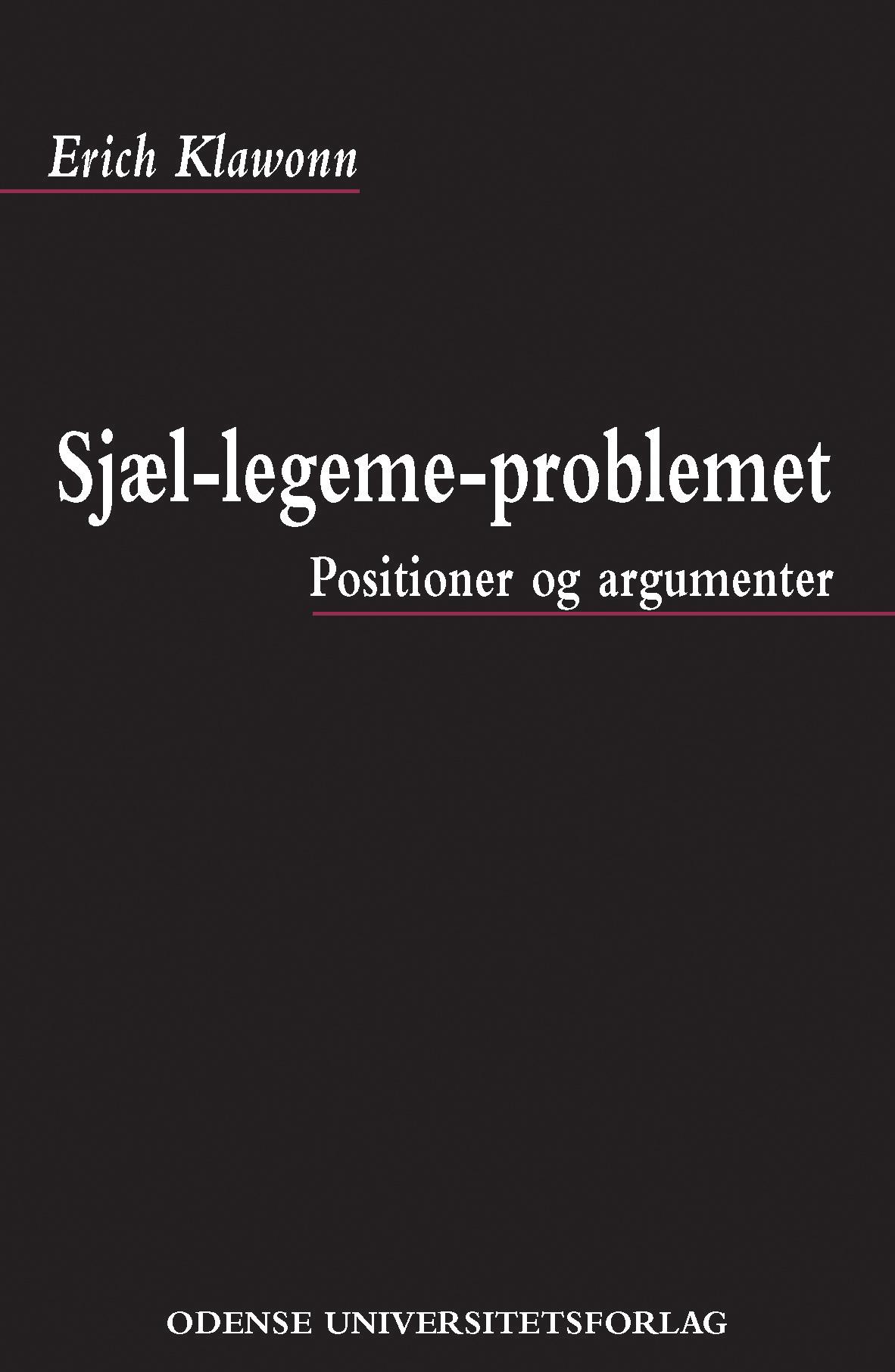 Sjæl-legeme-problemet - e-bog fra N/A på bog & mystik