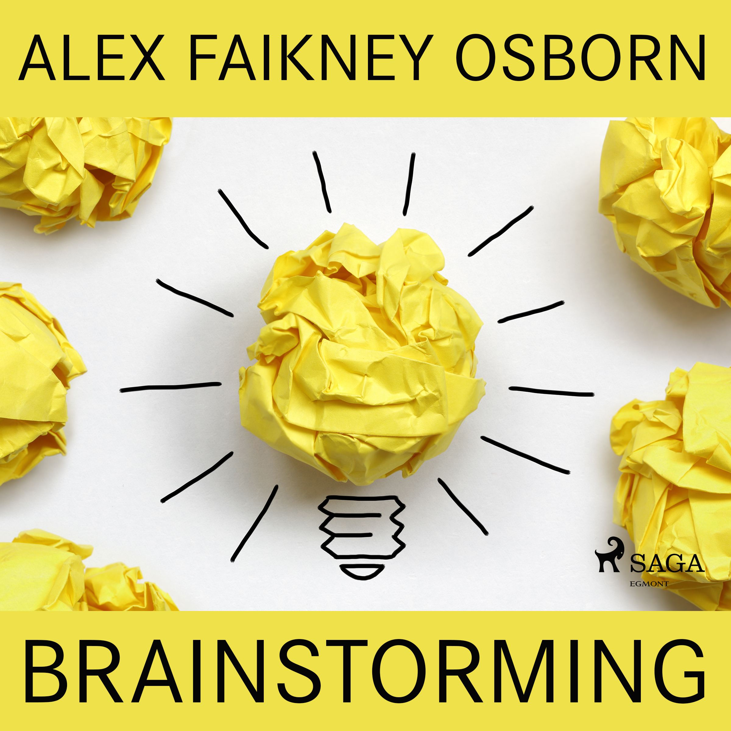 Image of   Brainstorming - E-lydbog
