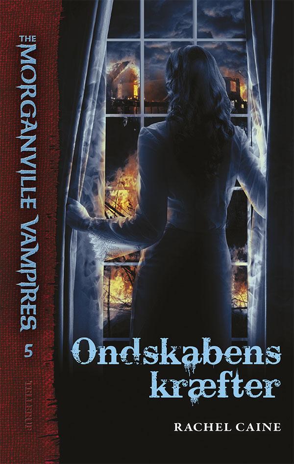 N/A – The morganville vampires #5: ondskabens kræfter - e-bog på bog & mystik