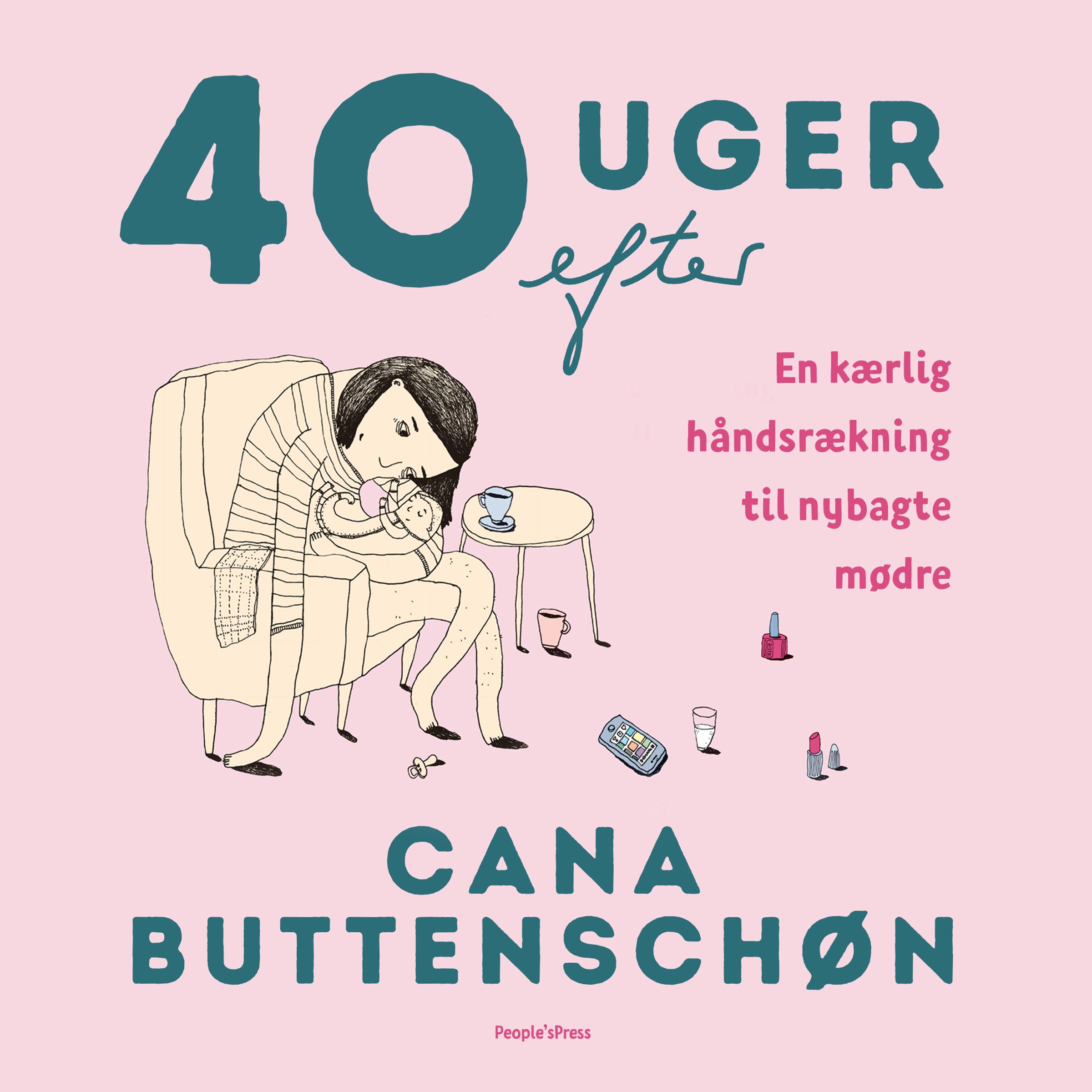 Image of   40 uger efter - E-lydbog