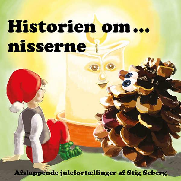 N/A Historien om... nisserne. dobbeltalbum 90 min. afslappende julefortællinger - e-lydbog fra bog & mystik