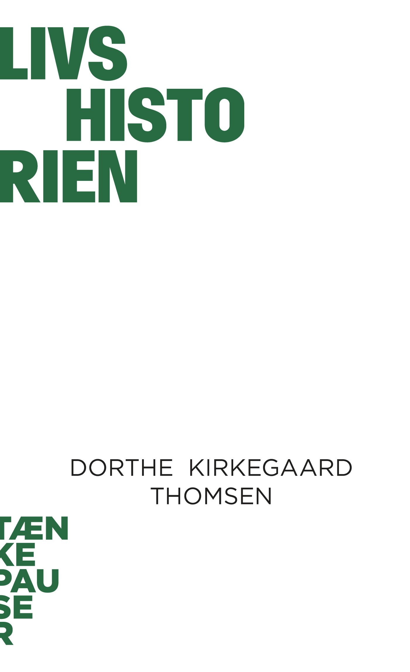 N/A Livshistorien - e-lydbog fra bog & mystik