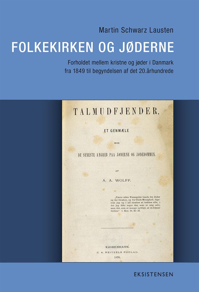 Folkekirken og Jøderne - E-bog