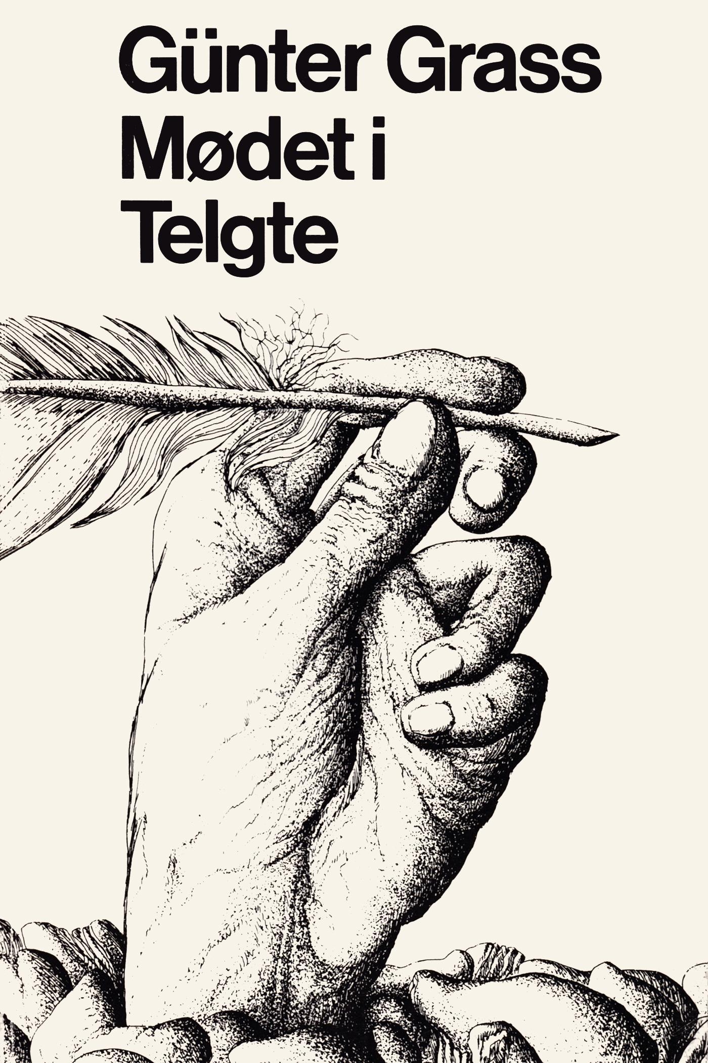 N/A Mødet i telgte: en fortælling - e-bog fra bog & mystik