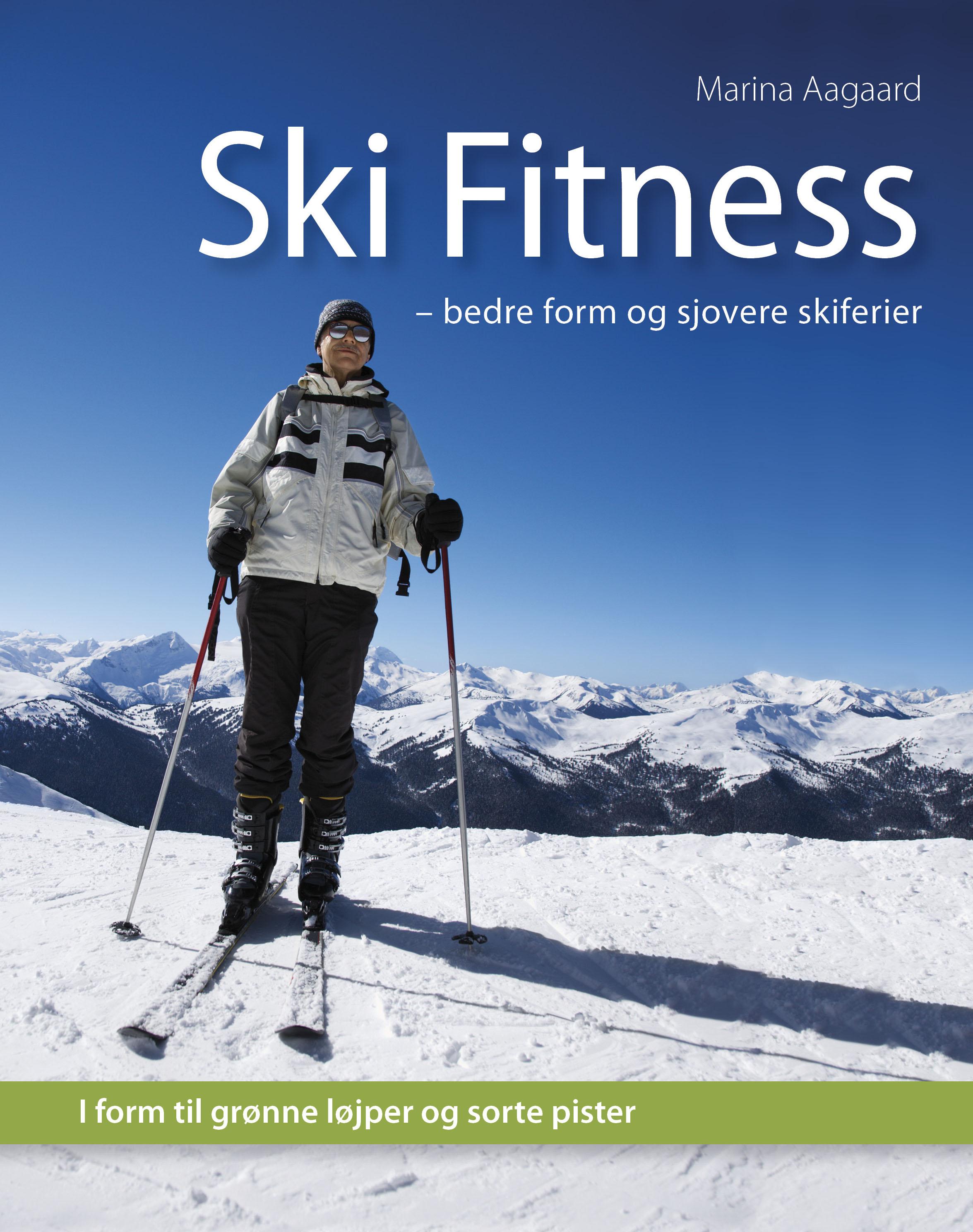 N/A Ski fitness - e-bog fra bog & mystik