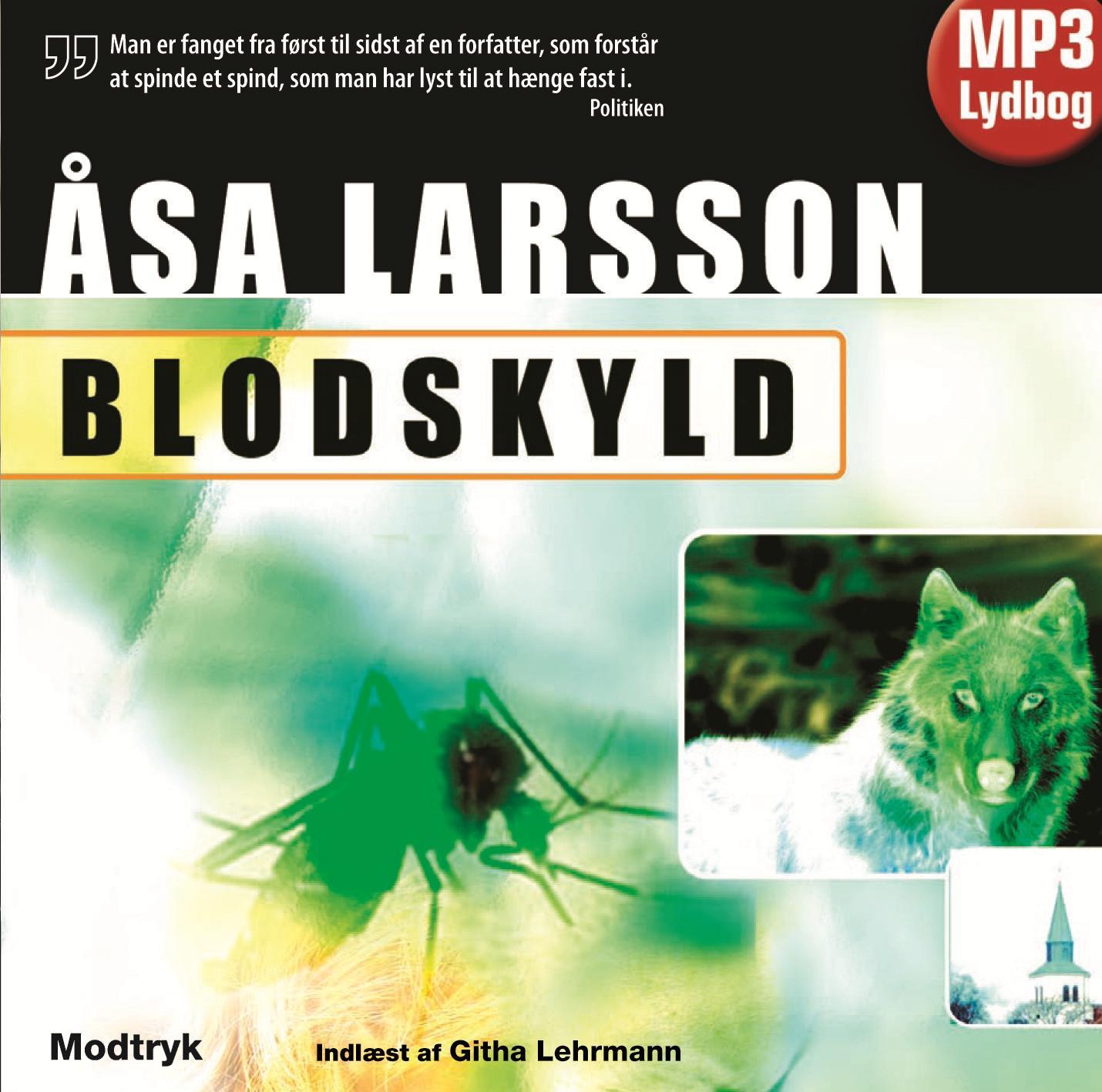Image of   Blodskyld - E-lydbog