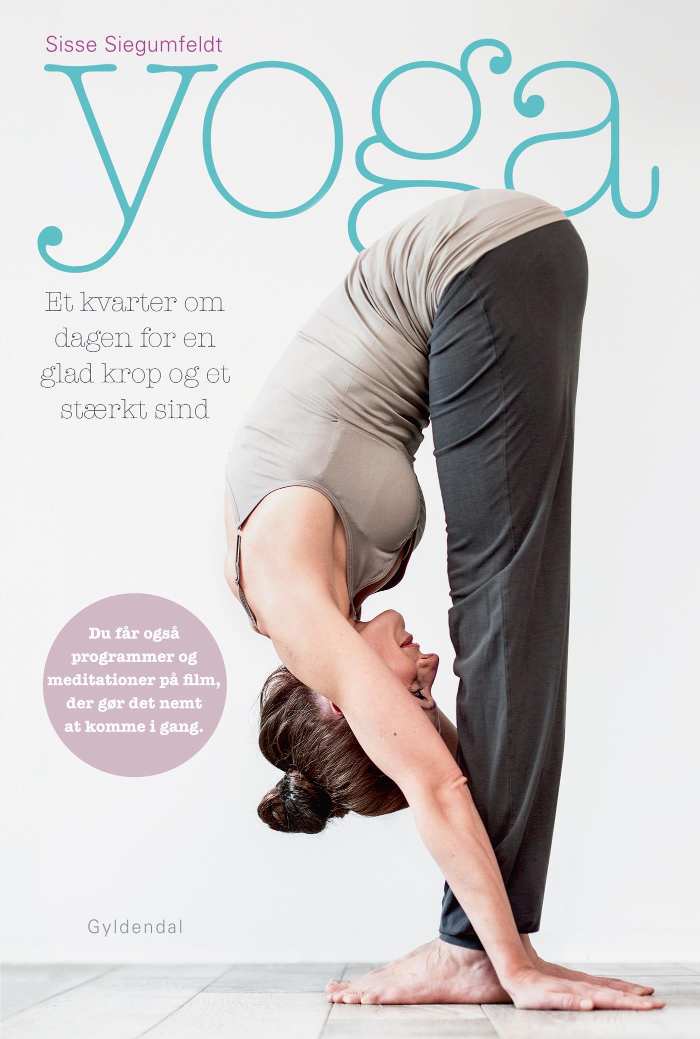 N/A – Yoga. et kvarter om dagen for en glad krop og et stærkt sind - e-bog fra bog & mystik