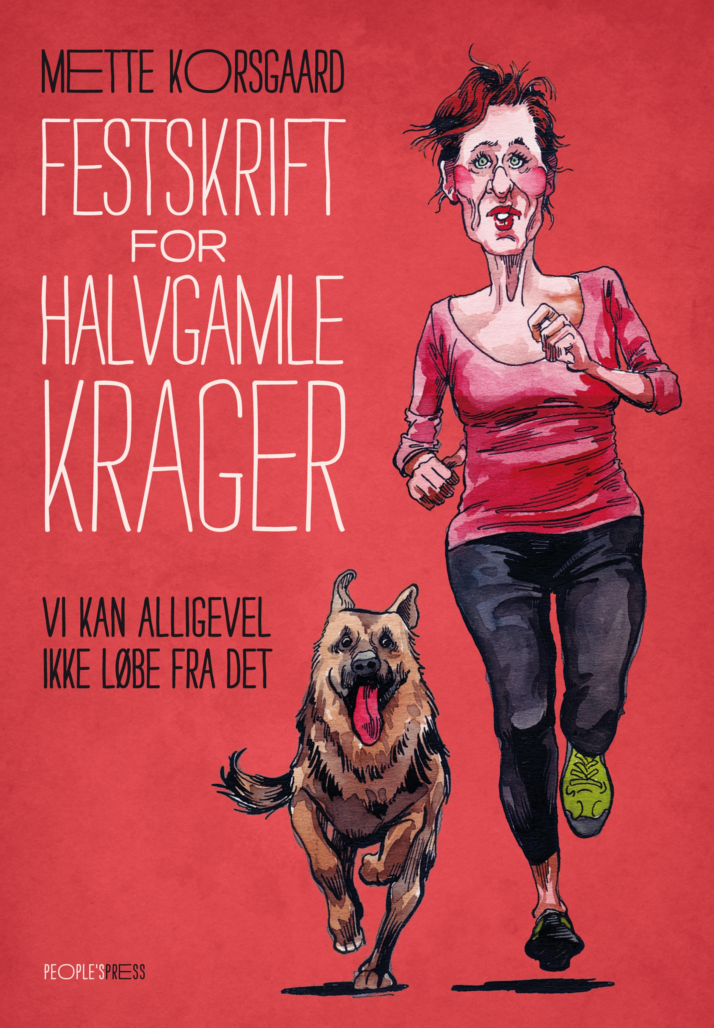 Festskrift for halvgamle krager - e-bog fra N/A fra bog & mystik