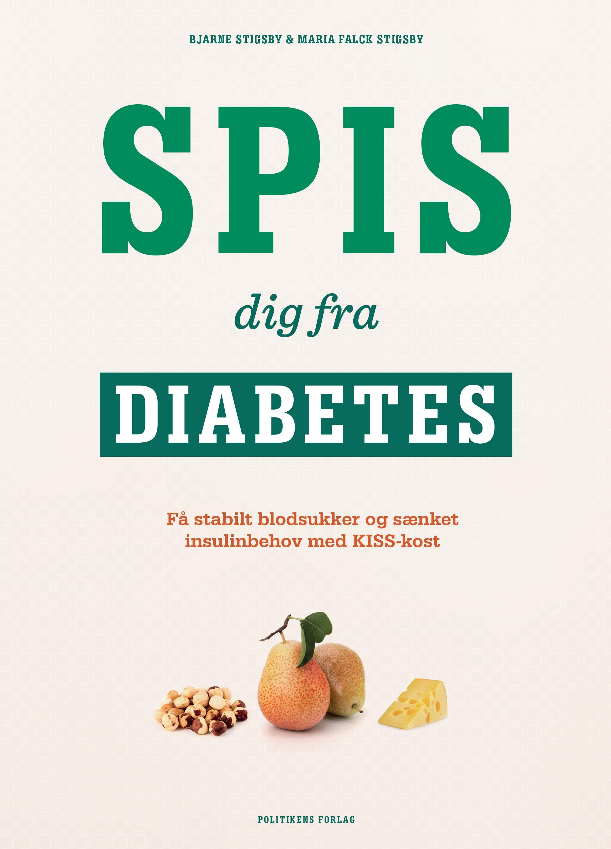 N/A – Spis dig fra diabetes - e-bog på bog & mystik