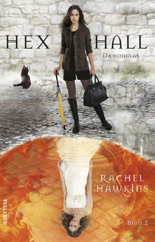N/A Hex hall #2: dæmonglas - e-lydbog på bog & mystik