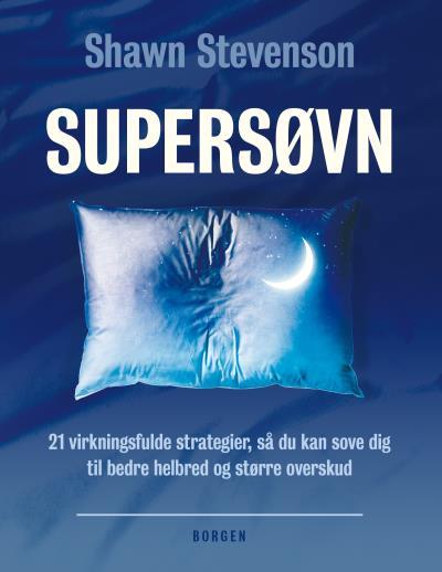 Image of   Supersøvn - E-lydbog