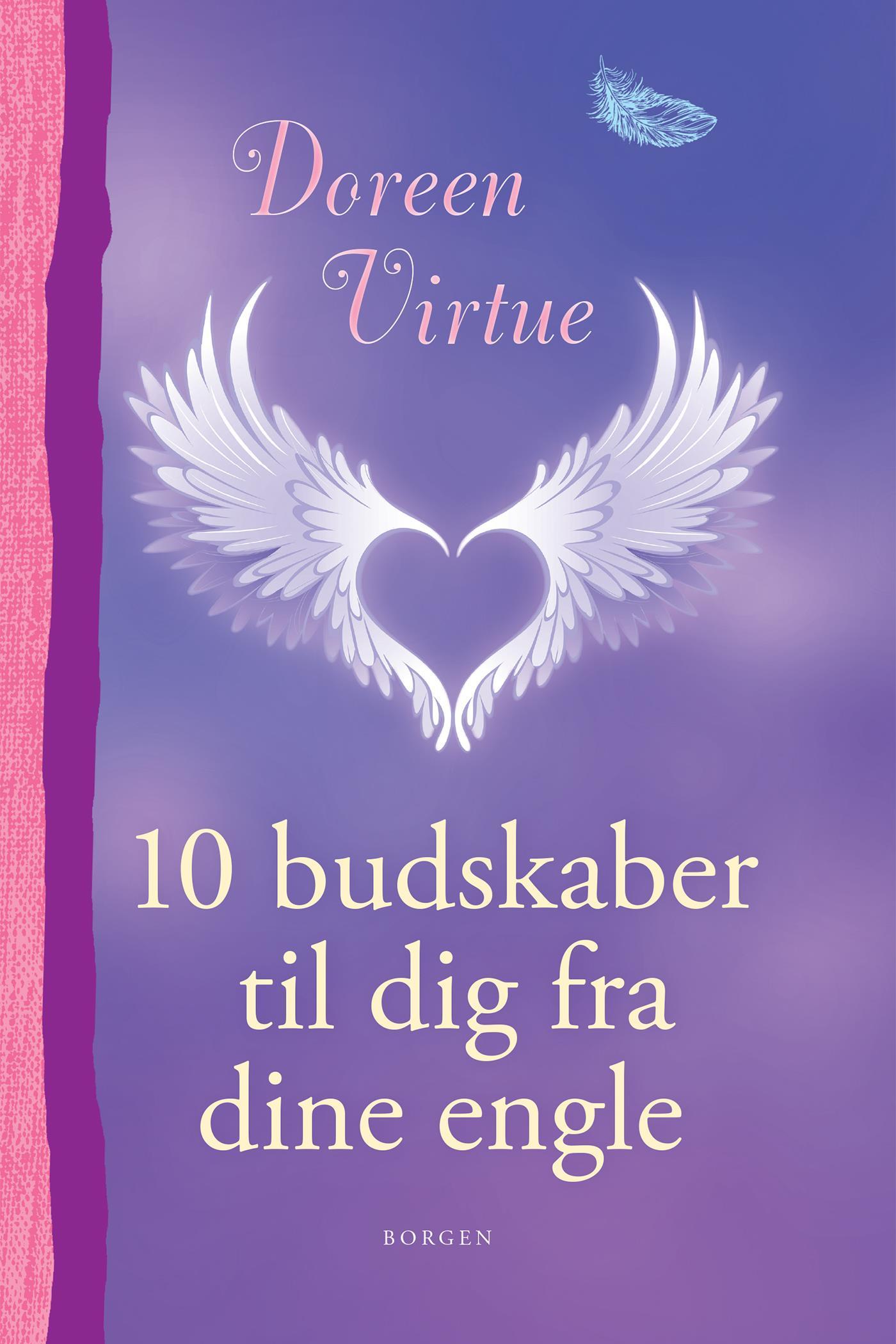 Image of   10 budskaber til dig fra dine engle - E-bog
