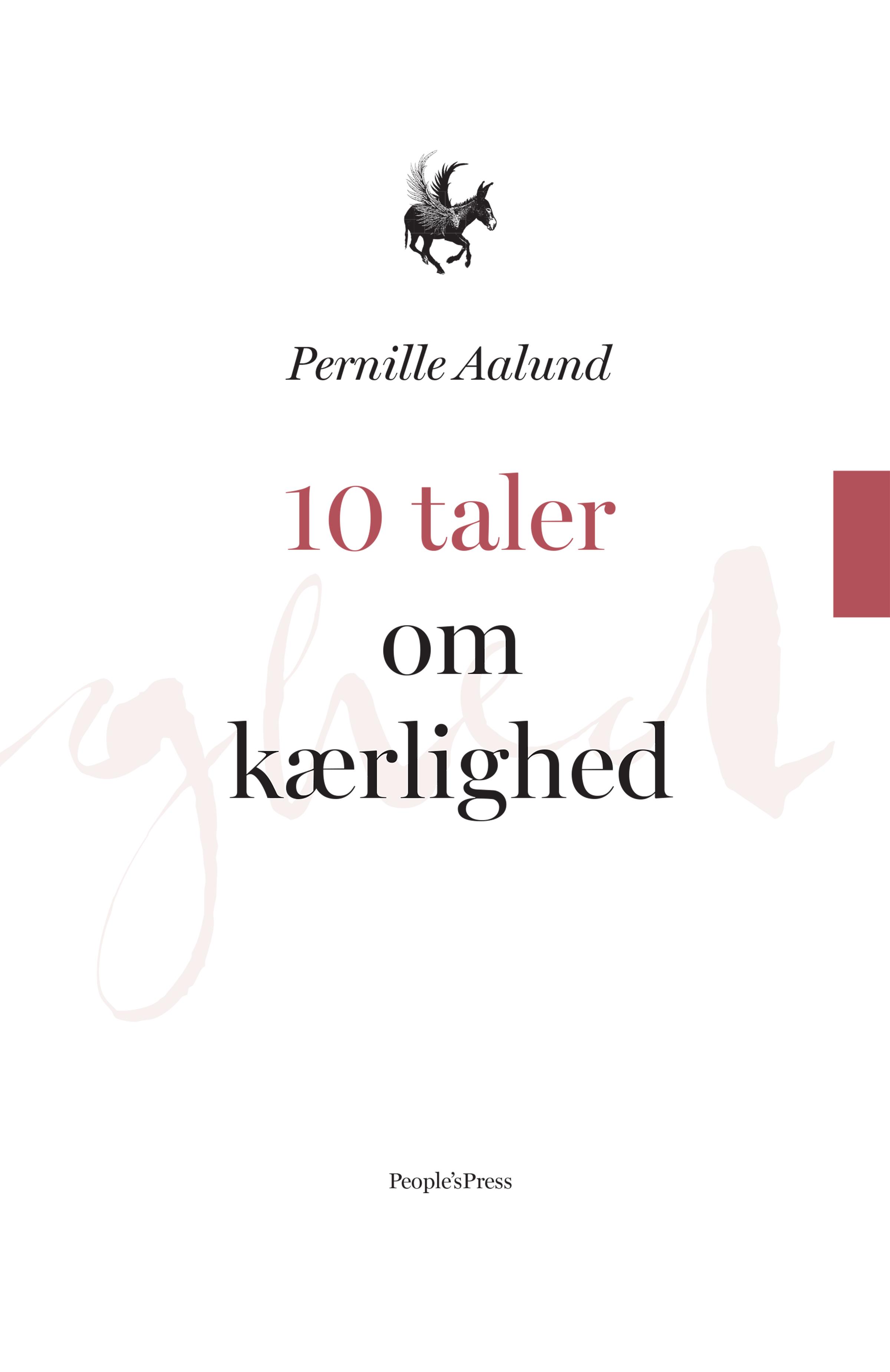 Image of   10 taler om kærlighed - E-bog