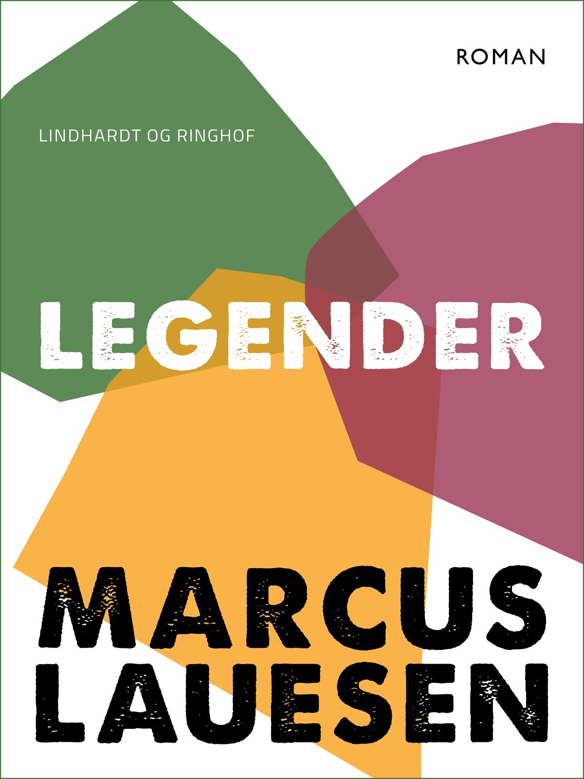 Legender - E-bog