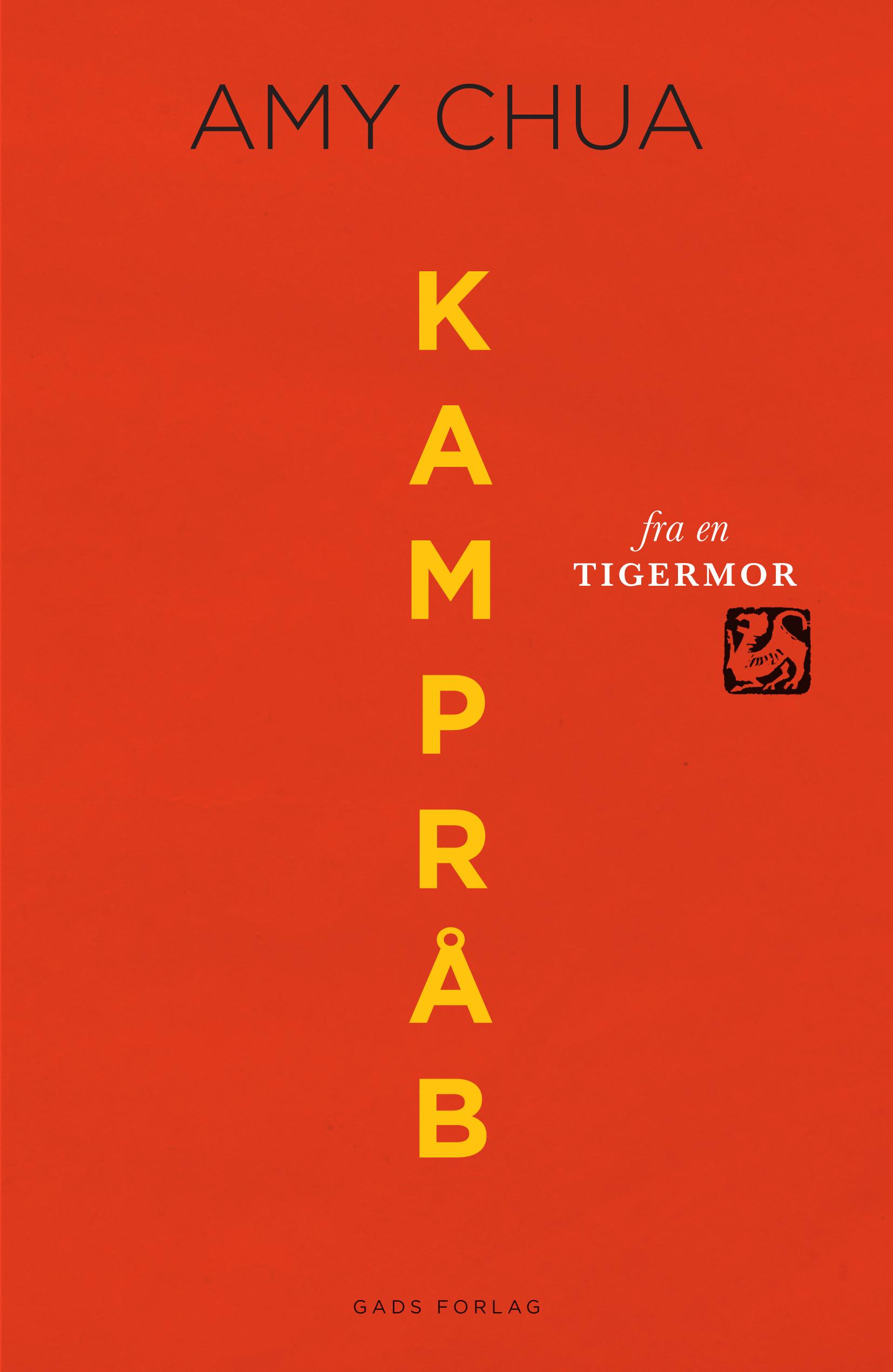 N/A – Kampråb fra en tigermor - e-bog på bog & mystik