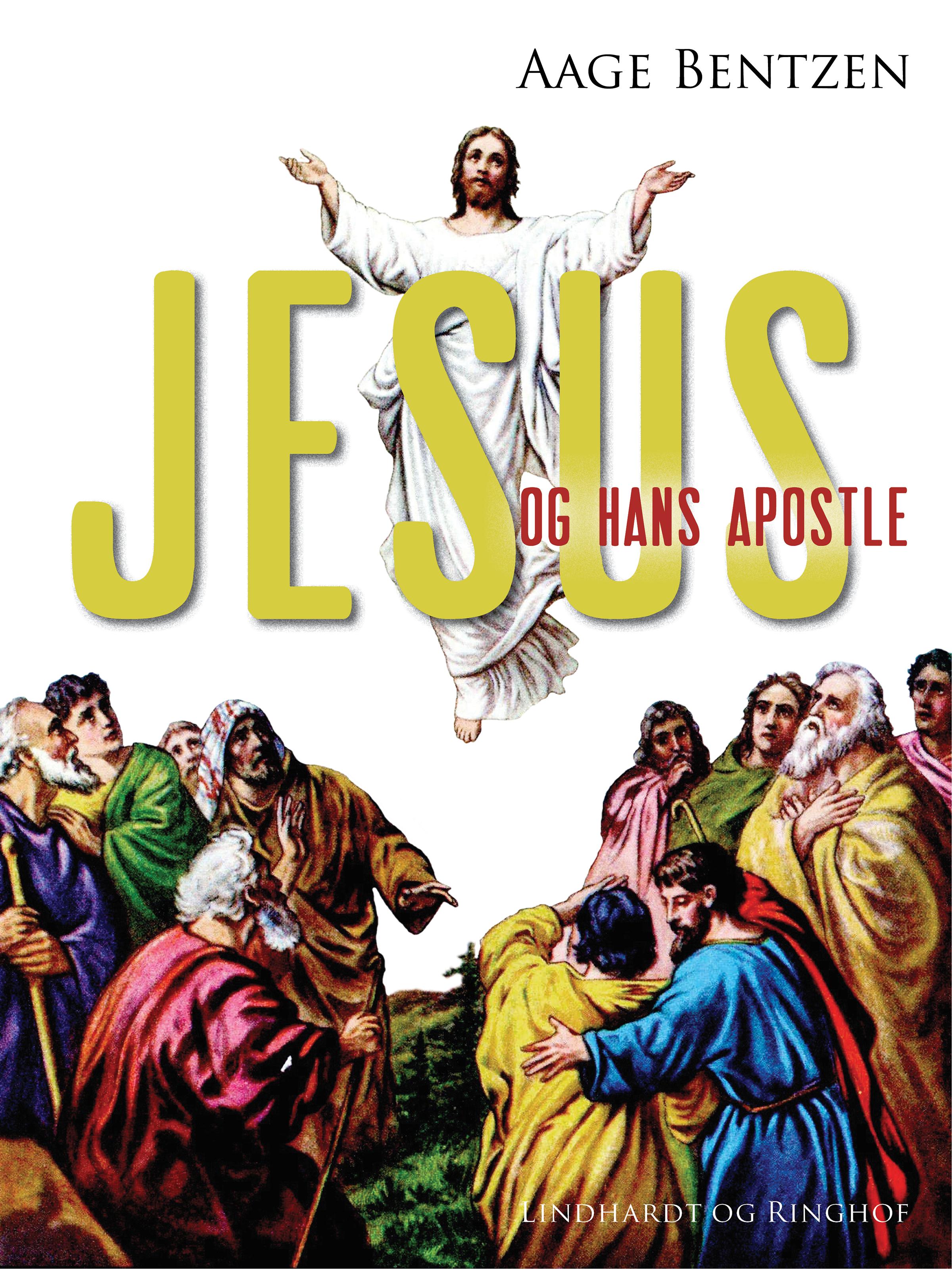 N/A Jesus og hans apostle - e-bog fra bog & mystik