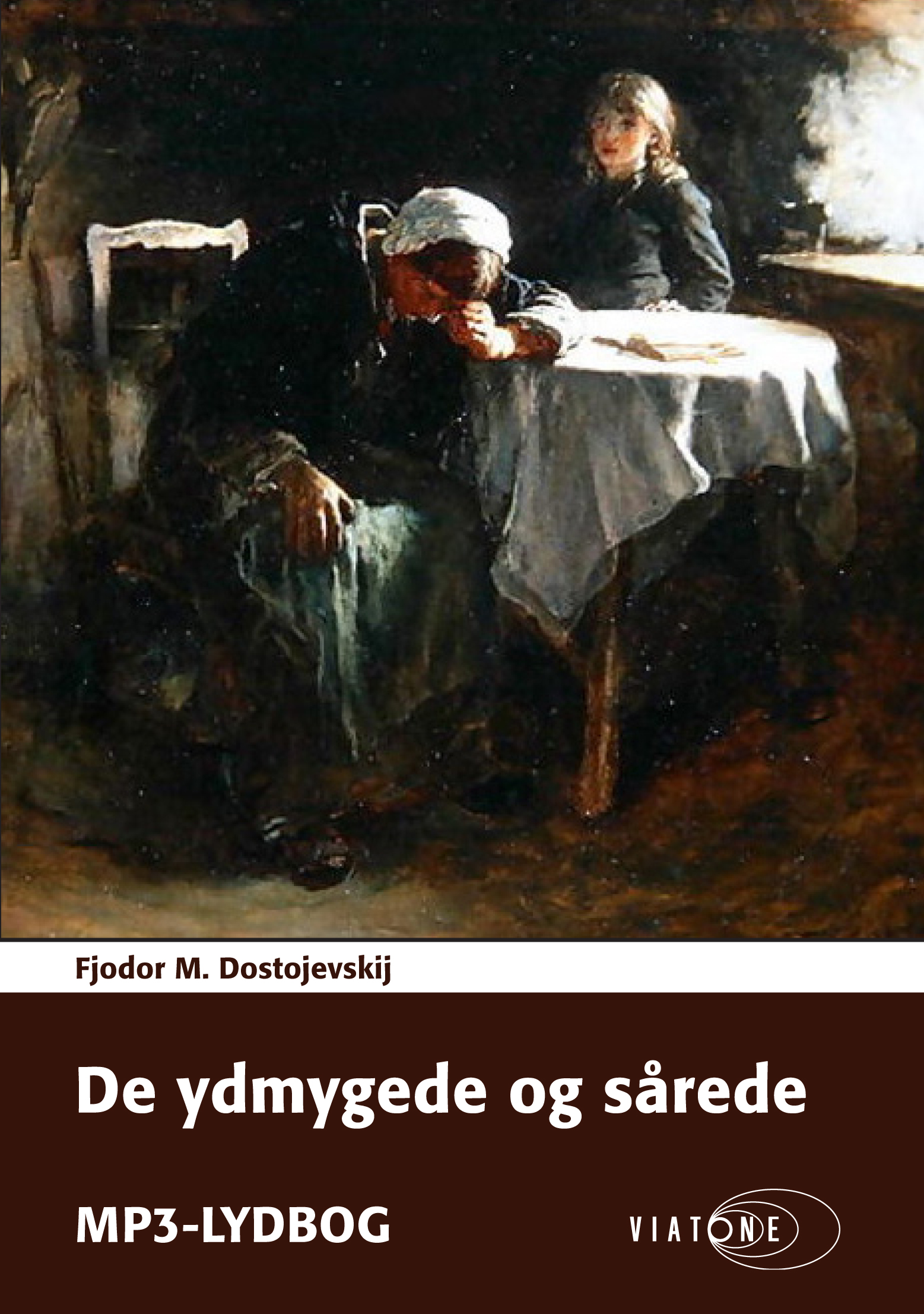 N/A – De ydmygede og sårede - e-lydbog på bog & mystik