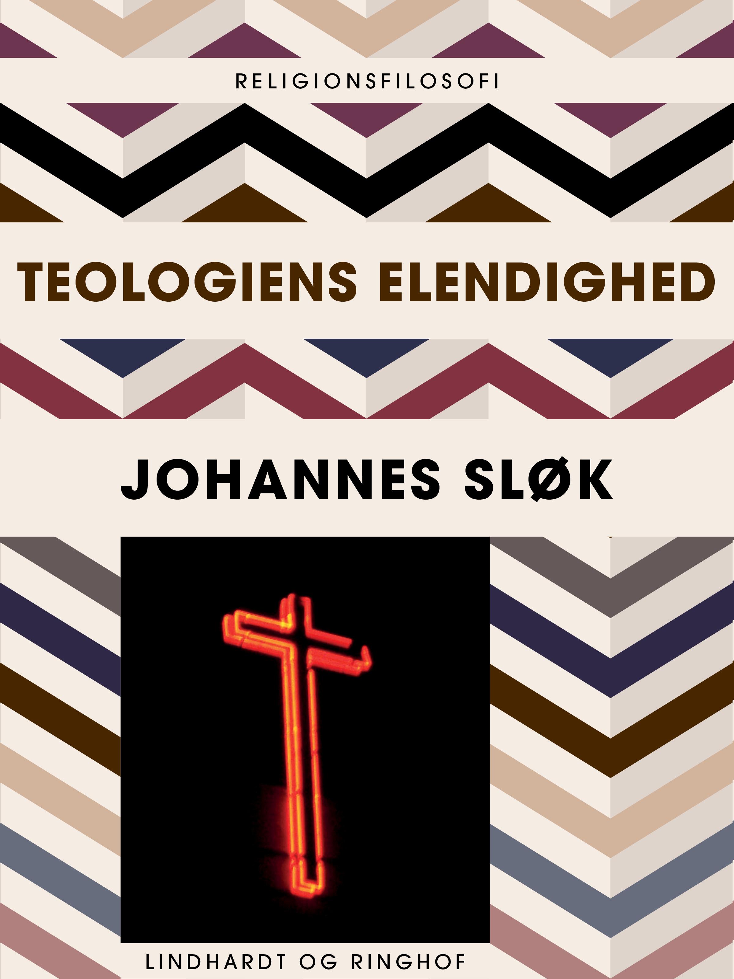 Teologiens elendighed - E-bog