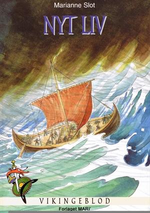 N/A Vikingeblod 4 - e-bog på bog & mystik