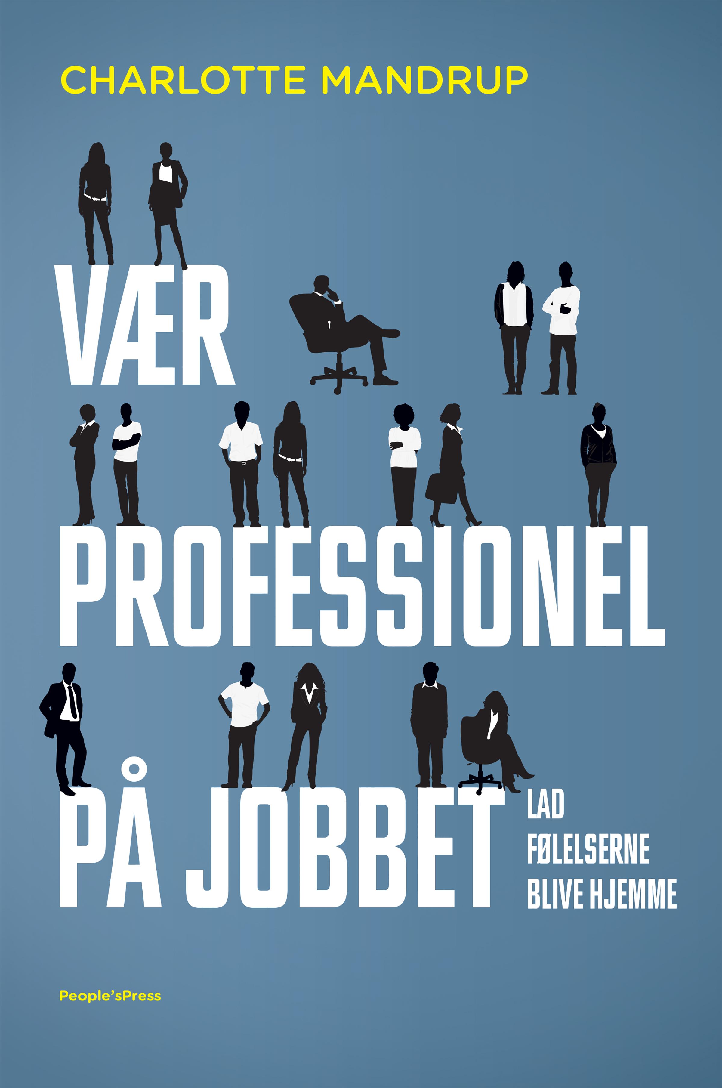 N/A Vær professionel på jobbet - e-bog på bog & mystik