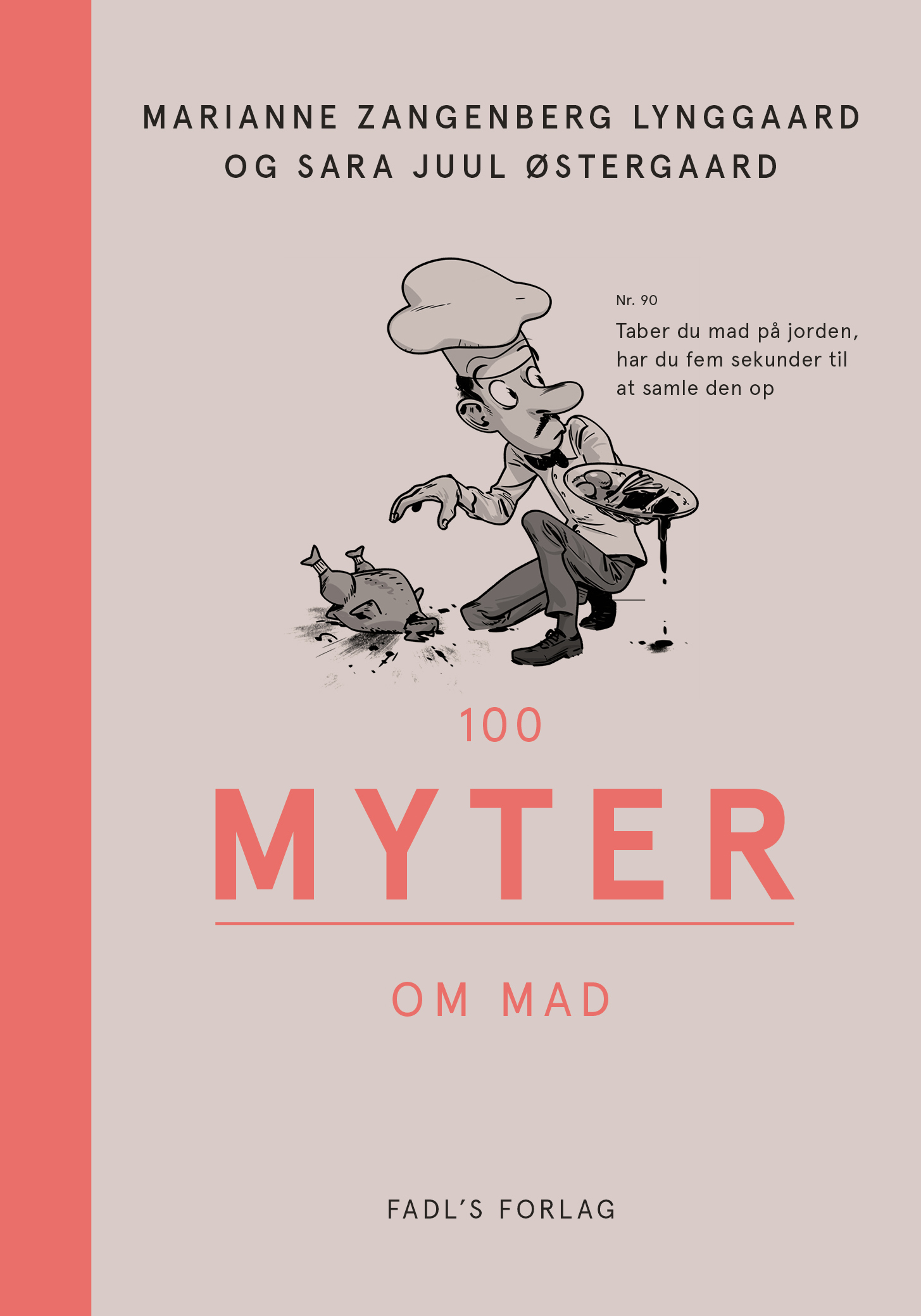 Image of 100 myter om mad - E-lydbog