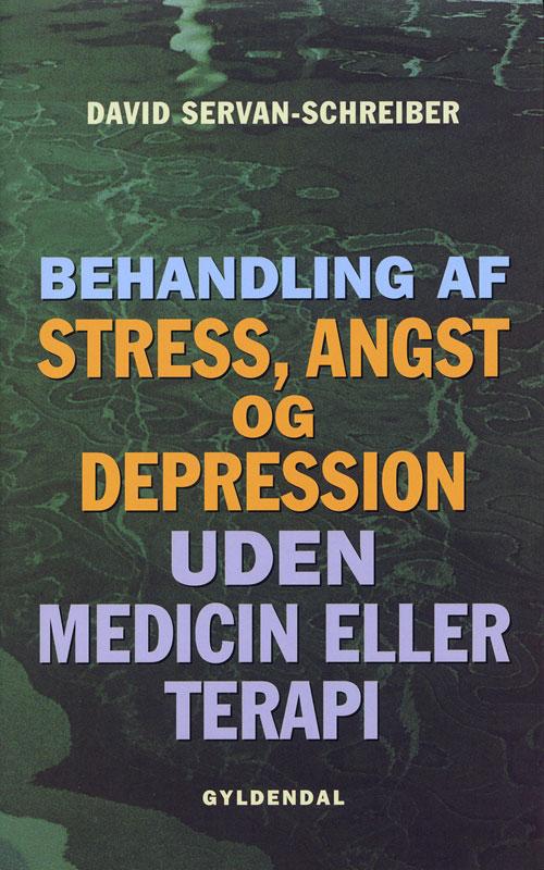 Image of   Behandling af stress, angst og depression uden medicin eller terapi