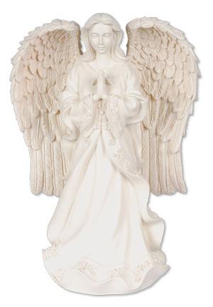 Engel - angelstar - 61cm fra N/A på bog & mystik
