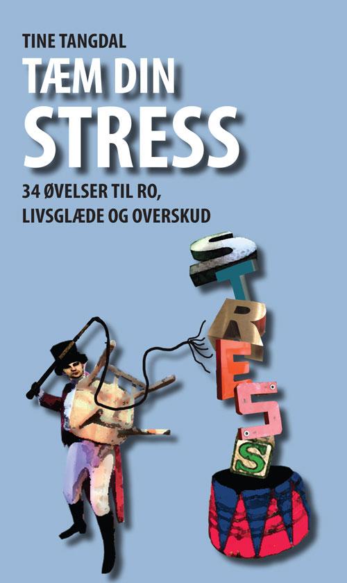 Tæm din stress fra N/A på bog & mystik