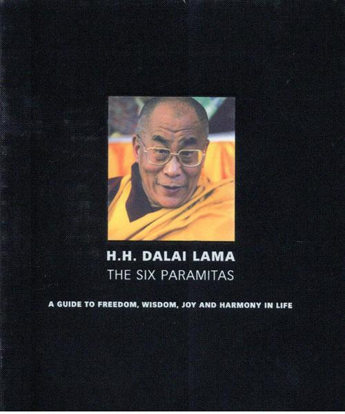 De seks paramitaer - h.h. dalai lama fra N/A på bog & mystik