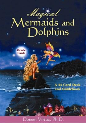 N/A – Magical mermaids & dolphins m/engelsk brugervejl - doreen virtue fra bog & mystik