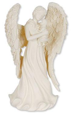 Engel - Angel & Baby - Angelstar - 22cm