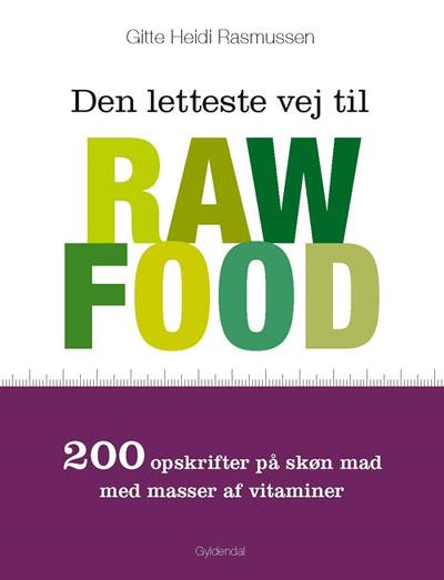Image of   Den letteste vej til raw food