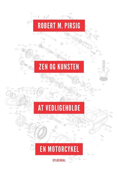 N/A Zen og kunsten at vedligeholde en motorcykel fra bog & mystik
