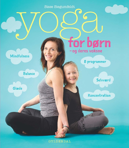N/A Yoga for børn fra bog & mystik