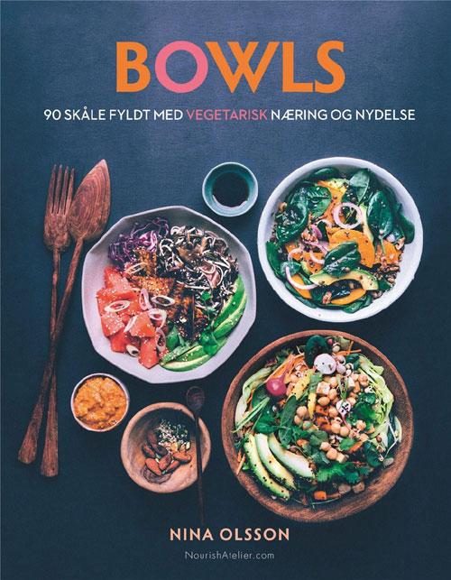 BOWLS - 90 skåle fyldt med vegetarisk næring og nydelse