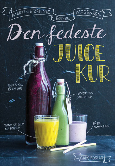 Image of   Den fedeste juicekur