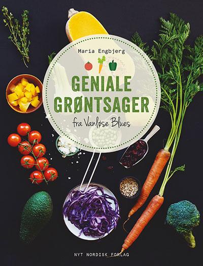 Geniale grøntsager fra N/A på bog & mystik
