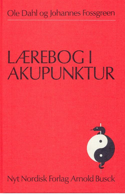 Image of   Lærebog i akupunktur