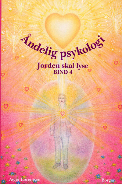 åndelig psykologi - asger lorentsen - serie - jorden skal lyse - bind 4 fra N/A på bog & mystik