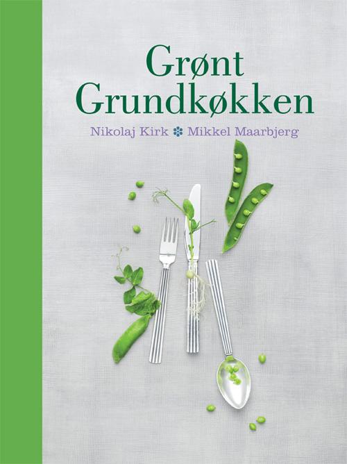 N/A Grønt grundkøkken på bog & mystik