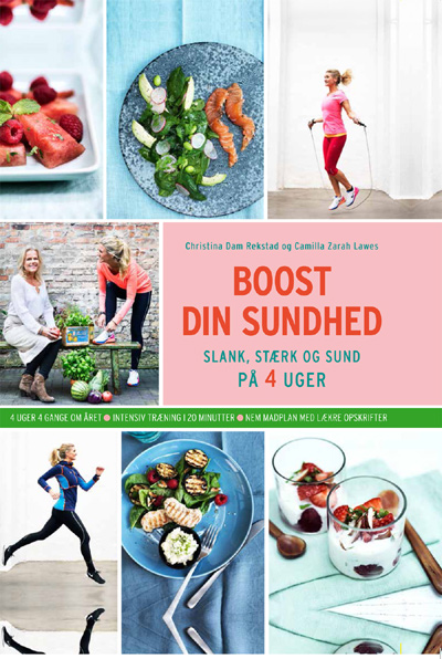 Image of   Boost din sundhed
