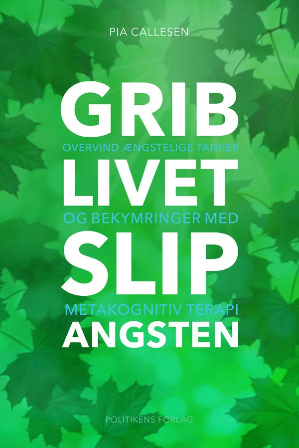 Image of   Grib livet - Slip angsten