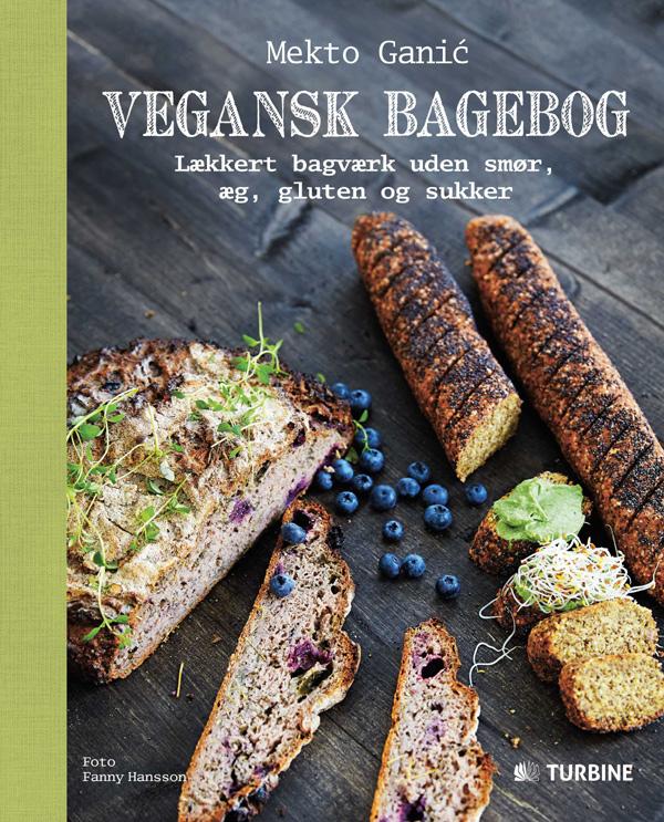 N/A Vegansk bagebog på bog & mystik