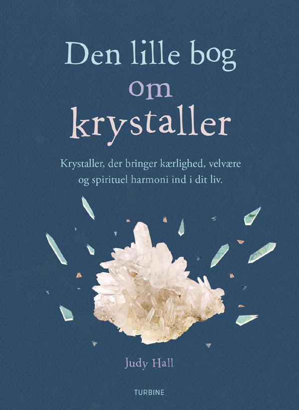 Image of   Den lille bog om krystaller