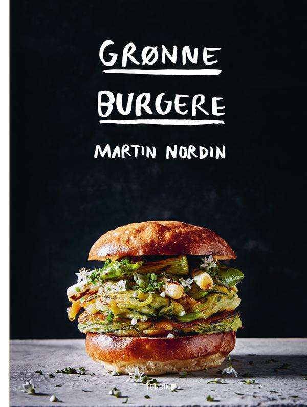 Image of   Grønne burgere