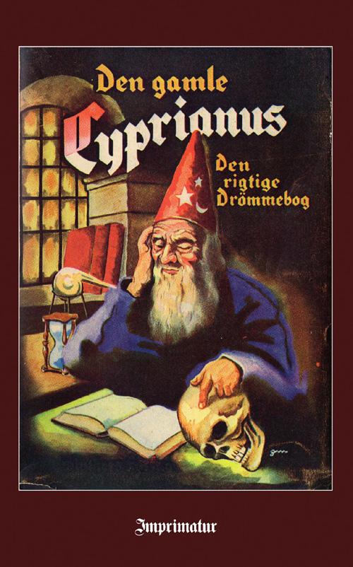 Image of   Den gamle Cyprianus - Den rigtige drømmebog