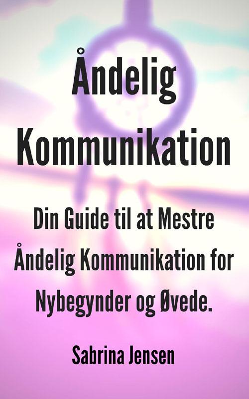 åndelig kommunikation fra N/A på bog & mystik
